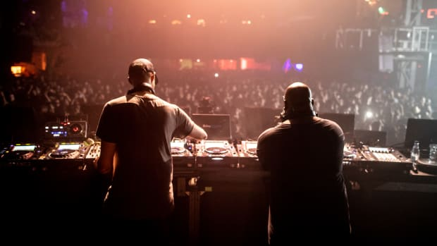 Carl Cox and Adam Beyer for RESISTANCE Ibiza