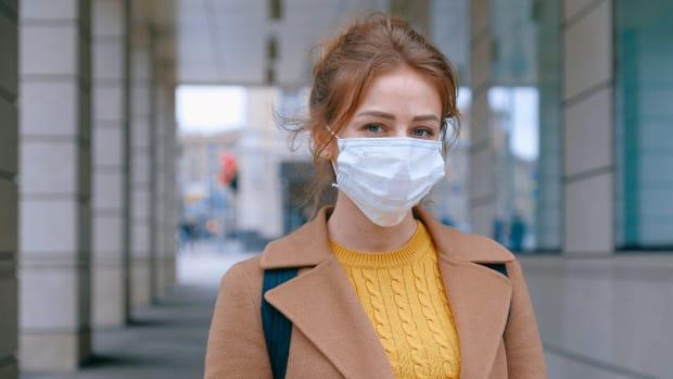 sick mask