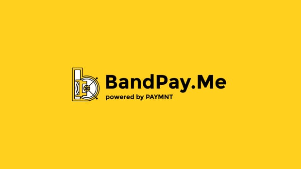 BandPay Logo PAYMNT