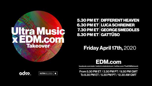 Ultra Music X EDM.com