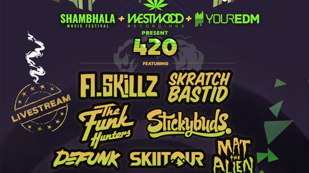Shambhala Westwood Recordings Your EDM 420 Lineup