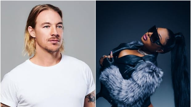 Diplo Megan Thee Stallion