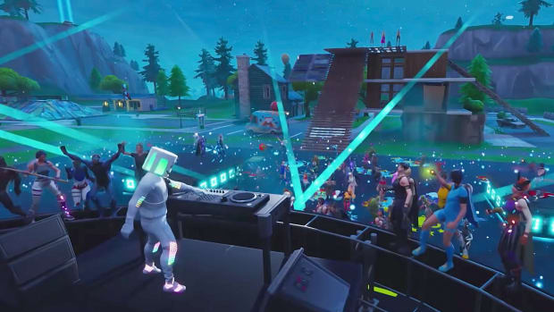 Marshmello Fortnite