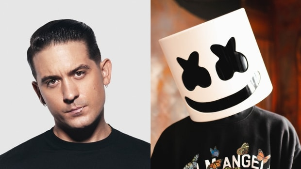 Marshmello and G-Eazy