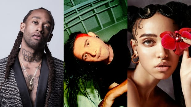 Skrillex Ty Dolla Sign FKA Twigs