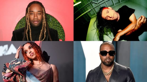 Ty Dolla $ign, Skrillex, FKA Twigs, Kanye West
