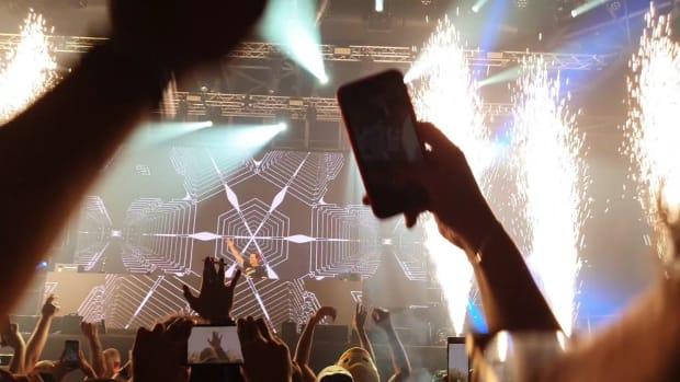 Tiësto at Expo Tel Aviv