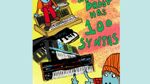 My Dad Has 100 Synths