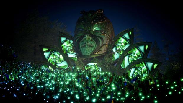 Tomorrowland+Around+the+World