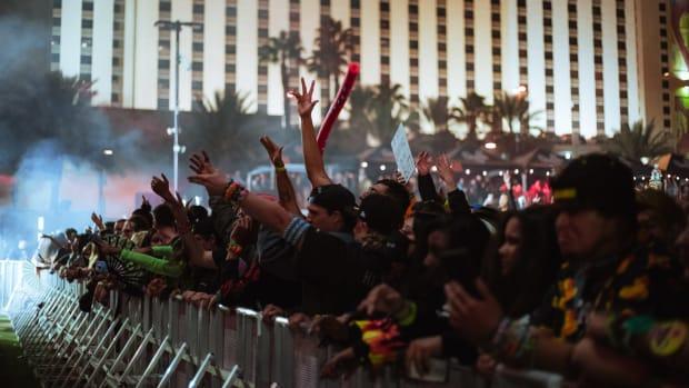 las vegas downtown events center