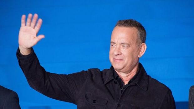 Tom_Hanks by Dick thomas Johnson