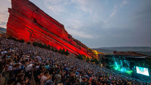 STS9, STS9 red rocks, STS9 sky world