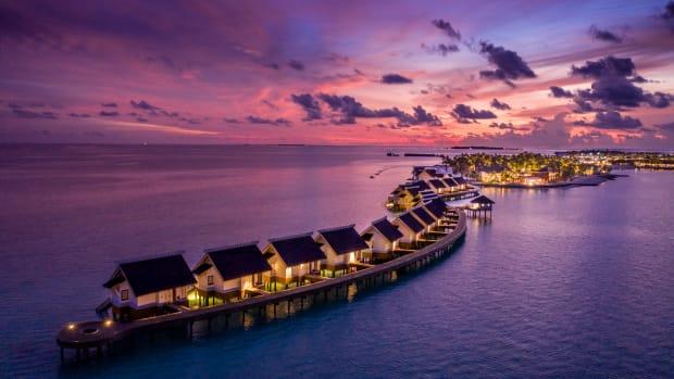 cult excape maldives