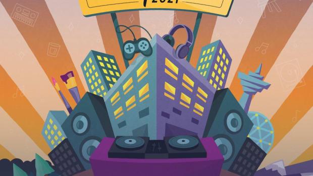 Monstercat - Compound 2021 (Art)