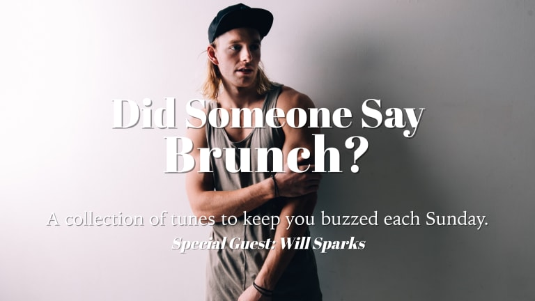 Did Someone Say Brunch? Will Sparks Takes Over With His Favorite Hangover Tunes