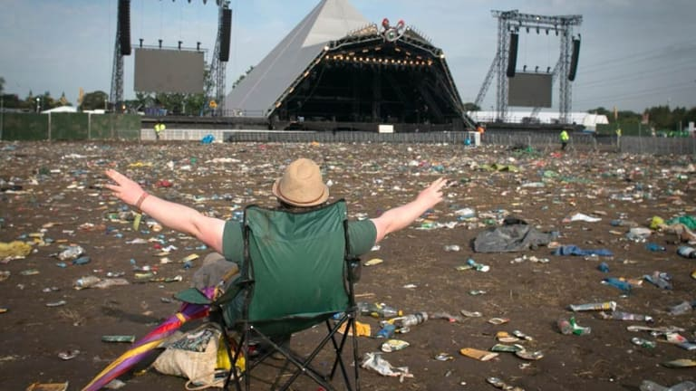 8 Thoughts You Have the Morning After a Festival