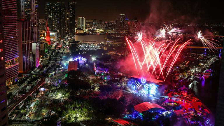 Ultra Music Festival's Mission: Home Program to Reward Attendees who Pick Up Litter