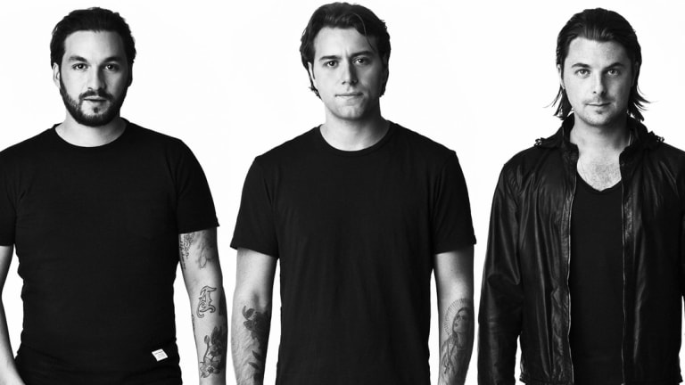 "Axwell Premieres ""Nobody Else,"" Confirms New Swedish House Mafia Music is Coming"