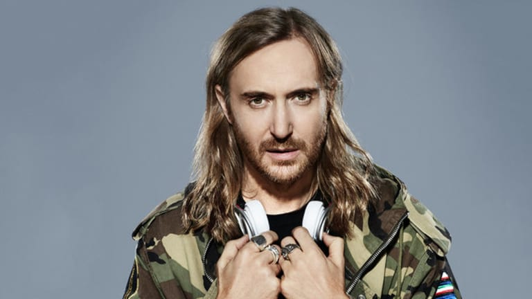 David Guetta and Sia reunite for a new single 'Flames'