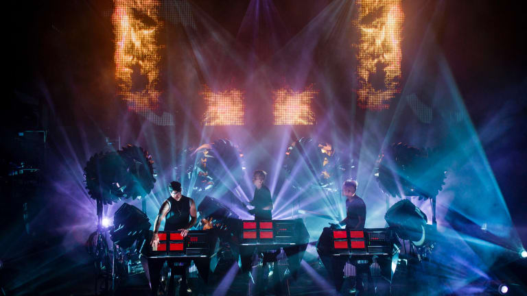 "The Glitch Mob unleash ""Take Me With You"" Featuring Arama Ahead of New Album"