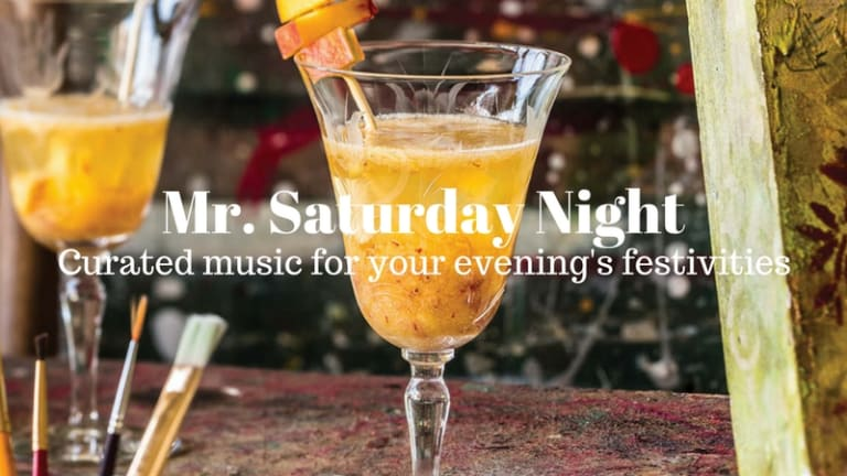 Welcome the Weekend with Mr. Saturday Night 015 [PLAYLIST]
