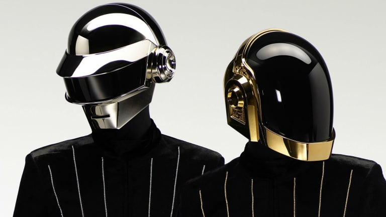 "You Can Now Experience Daft Punk's ""One More Time"" in VR"