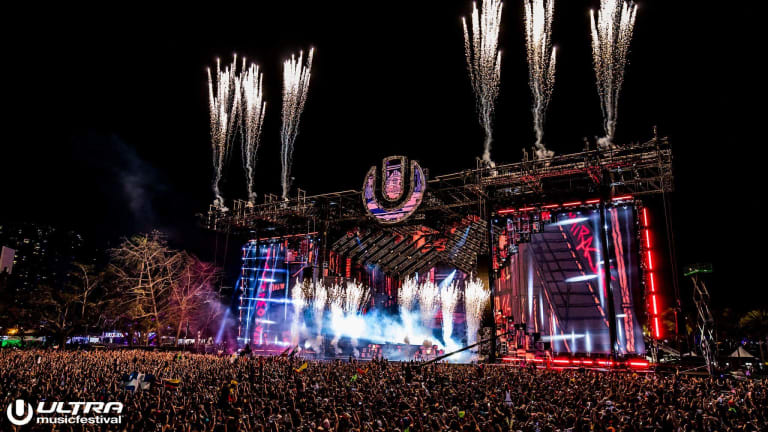 Check Out the Top 10 Most-Played Tracks at Ultra Miami