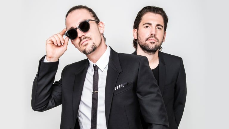 Dimitri Vegas & Like Mike Release Full Set from Garden Of Madness Winter Edition