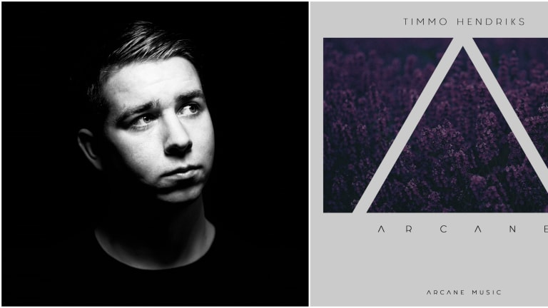 "Timmo Hendriks Unleashes New Song ""Arcane"""