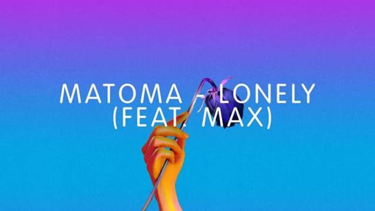 "Matoma and MAX Debut Tropical Hit ""Lonely"" [LISTEN]"