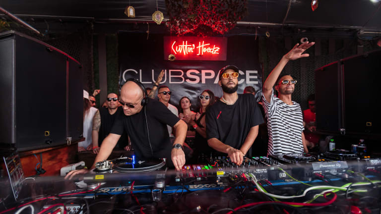 The Martinez Brothers Will Chase the High After 32-hour Set at Miami's Club Space