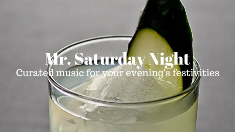 The Weekend Arrives with Mr. Saturday Night 016 [PLAYLIST]