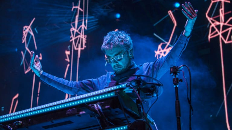 Witness Jean-Michel Jarre Bring His Compositions to Life at Seattle's Paramount Theatre