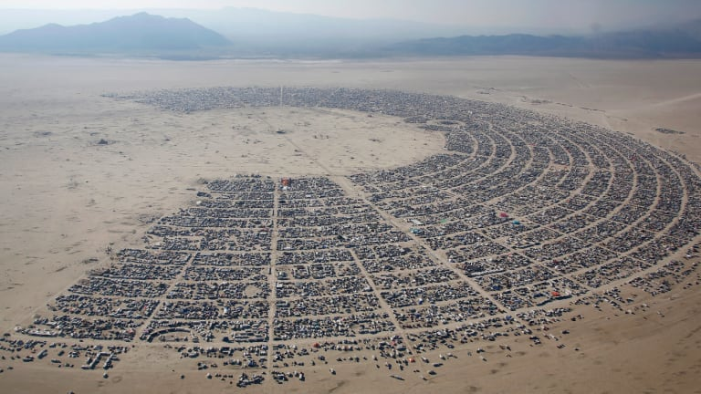 Burning Man Founder Larry Harvey Hospitalized After Suffering Severe Stroke