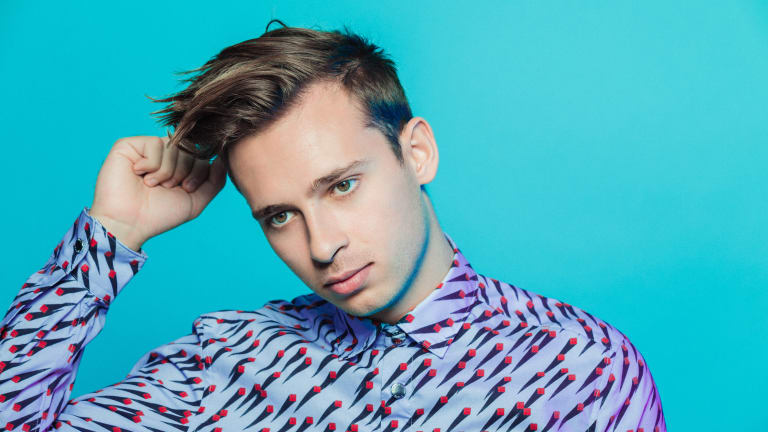 "Flume Continues 2019 Release Spree with ""Friends"" ft. Reo Cragun"