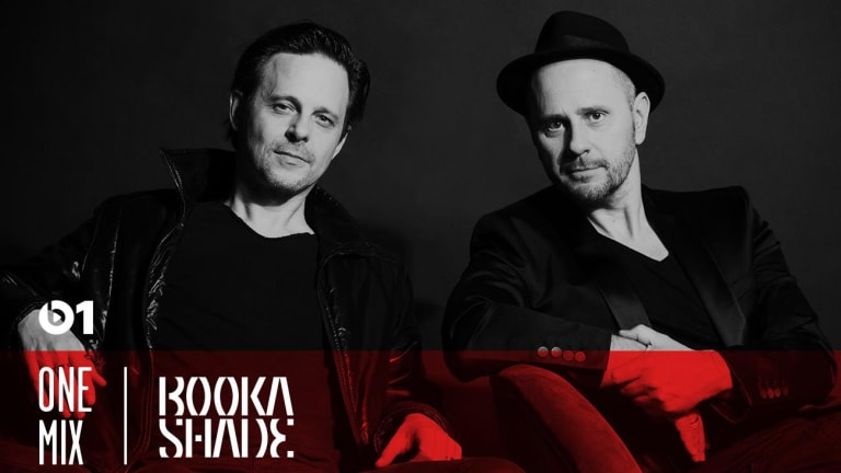 German Duo Booka Shade Takes To Beats 1 One Mix for An Hour