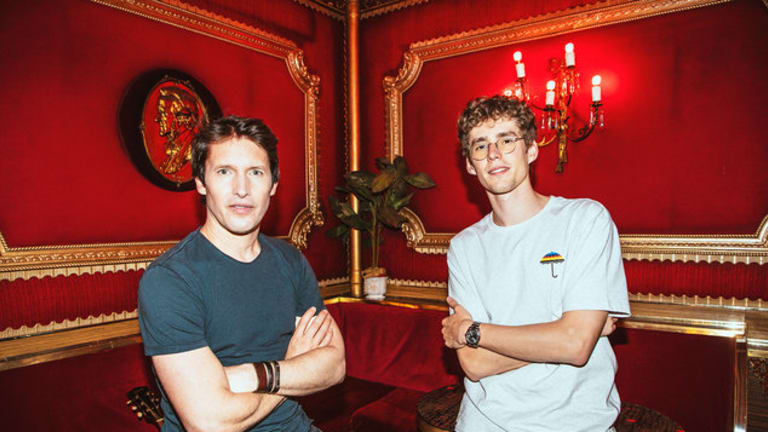 "Lost Frequencies Teams Up With James Blunt For New Anthem ""Melody"""