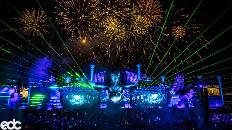 Electric Daisy Carnival & Amazon Web Services Come Together To Advance The Festival Experience