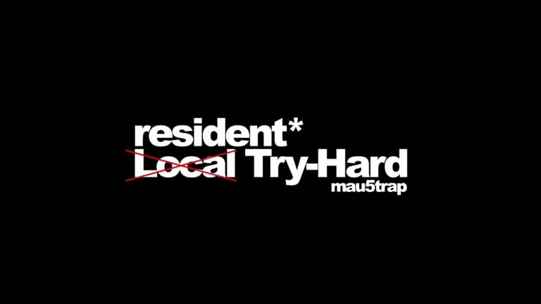 "Meet Julian Gray: The ""Resident Try-Hard"" At mau5trap"