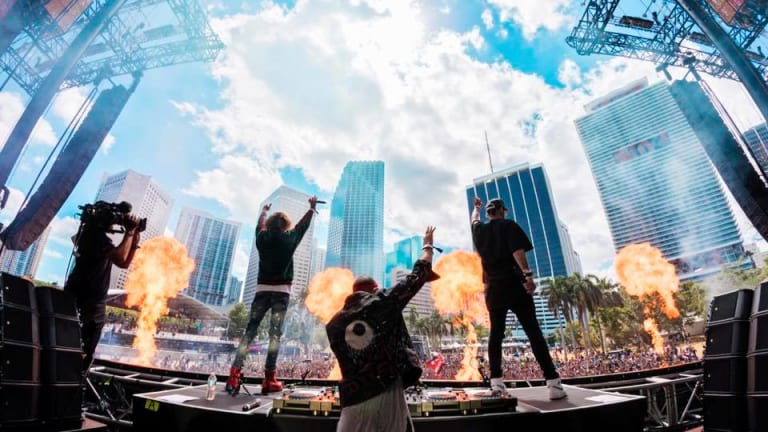 Ultra Music Festival Announces Main Stage Headliners for 2020 Event