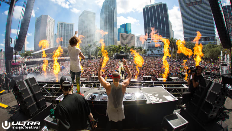 Cheat Codes' Took Over Our Spotify in Preparation for EDC