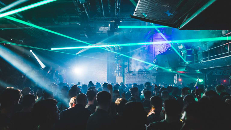 DESTINATION NIGHTCLUB: FABRIC LONDON