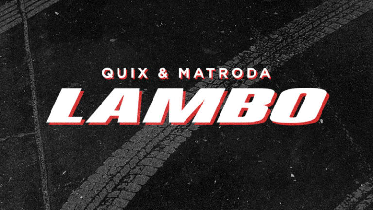 "QUIX & Matroda's ""Lambo"" Will Make You Break Out Your Bass Face [LISTEN]"