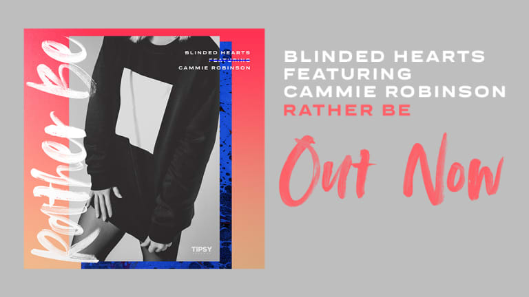 "Blinded Hearts Teams Up With Cammie Robinson For ""Rather Be""..."