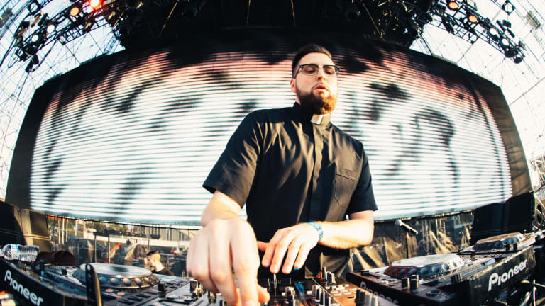 "Tchami Gets Groovy On Fresh Release ""My Place"" With Brohug"