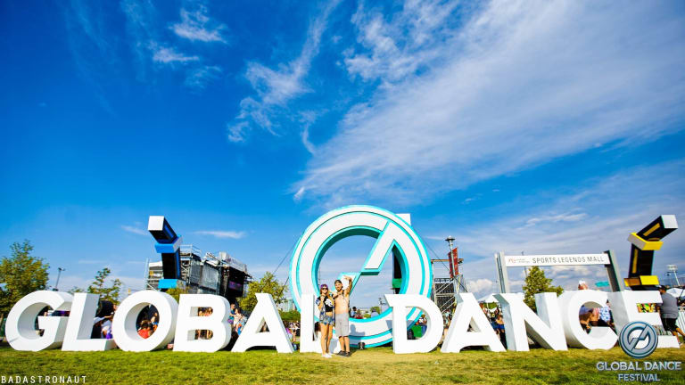 Global Dance Festival Gets Down with Lineup Release