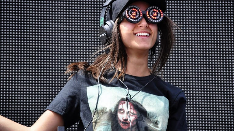 "Rezz Debuts Remix of Porter Robinson's ""Divinity"" at New City Gas"
