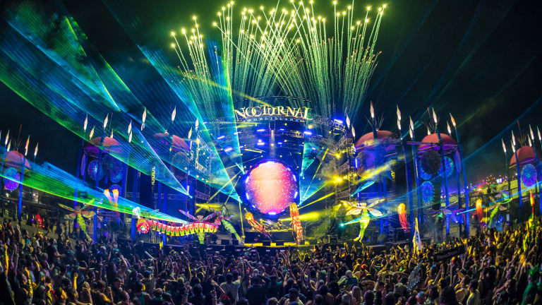 Get Excited For Nocturnal Wonderland This September