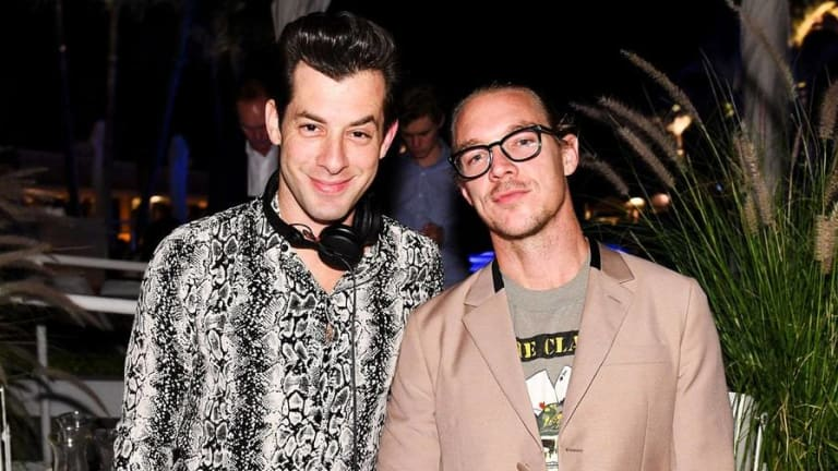Diplo and Mark Ronson's Silk City Debut Gave Us All the Feels