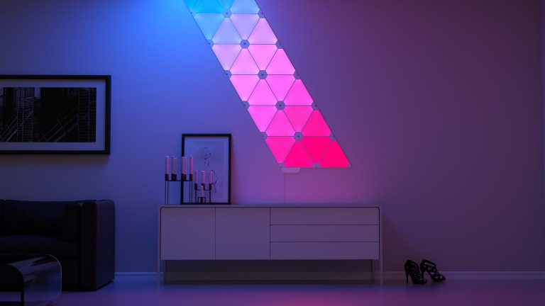 Light Up Your Own Gig with These Wifi Controlled Light Panels